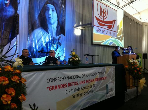Comienza el iii congreso de educaci n cat lica for Fides sergas oficina virtual