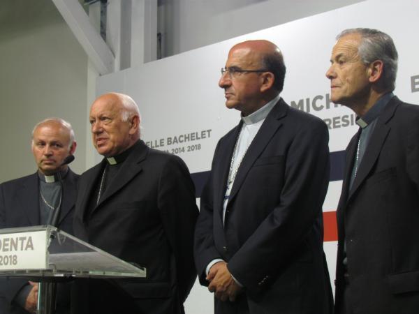 Comité Permanente del Episcopado visita a presidenta electa