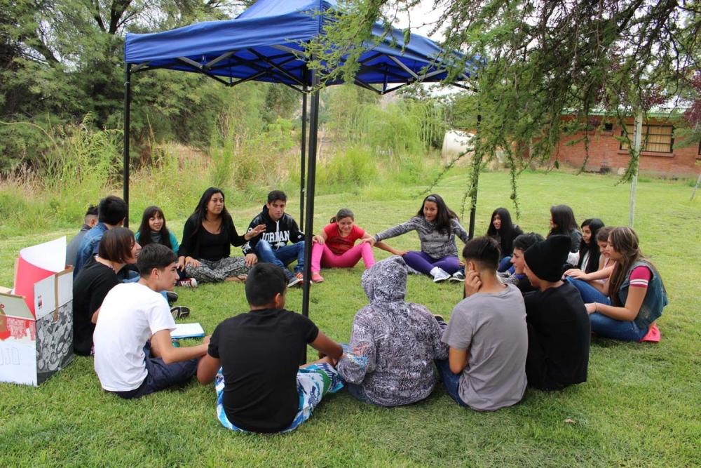 Campamentos de verano para jvenes - grupos y edades