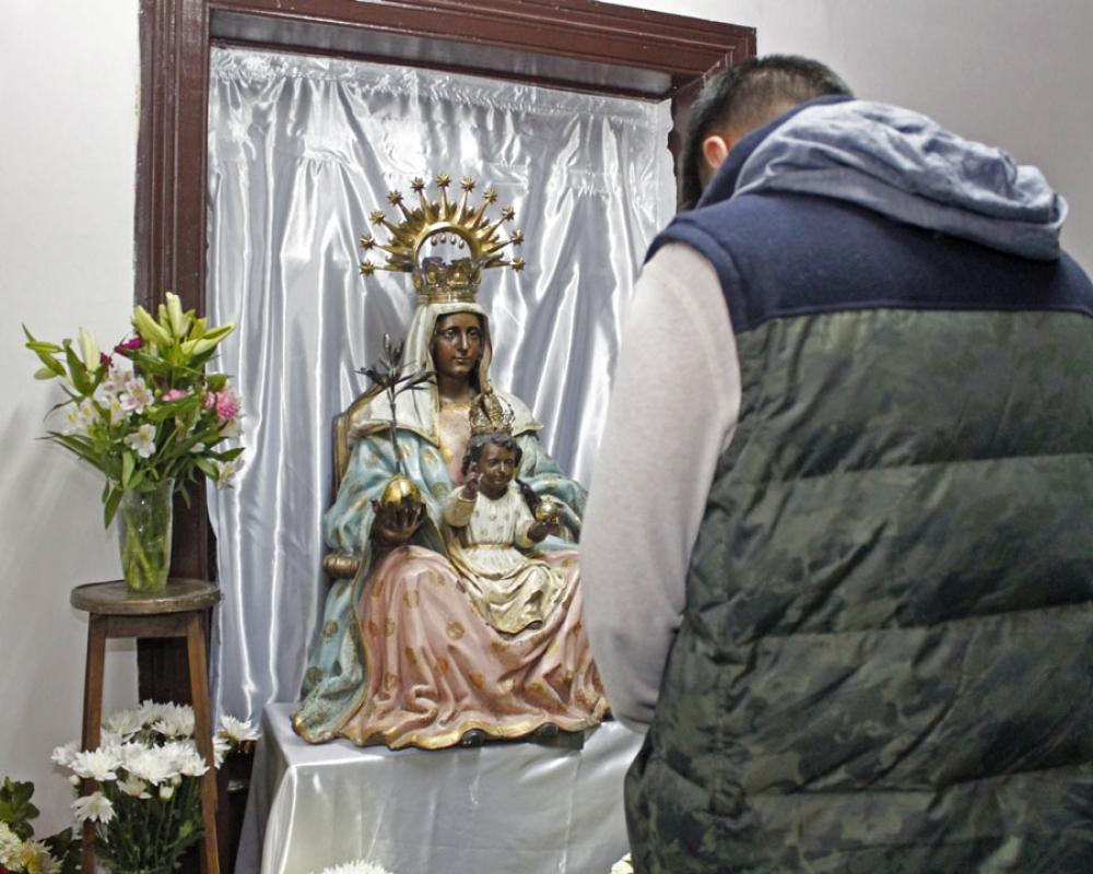 directorio Virgen drogas
