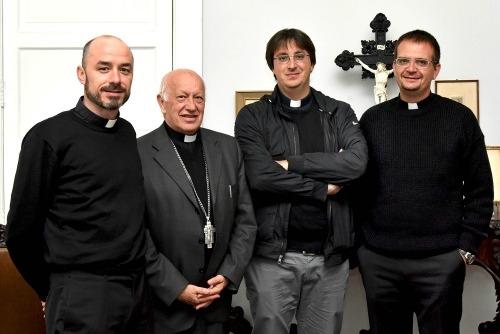 Llegan dos nuevos sacerdotes para la comuna de Puente Alto