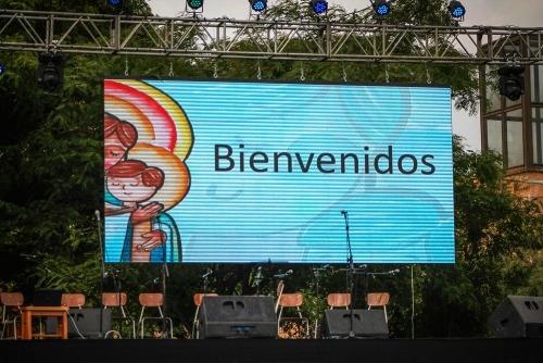 Vicaria Zona Cordillera realiza nueva versión de María Mírame