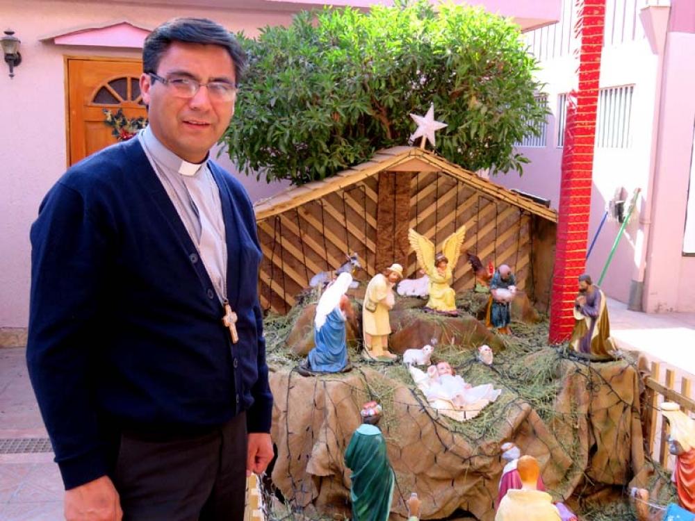 Jesús nace y es motivo de Alegría y Esperanza\