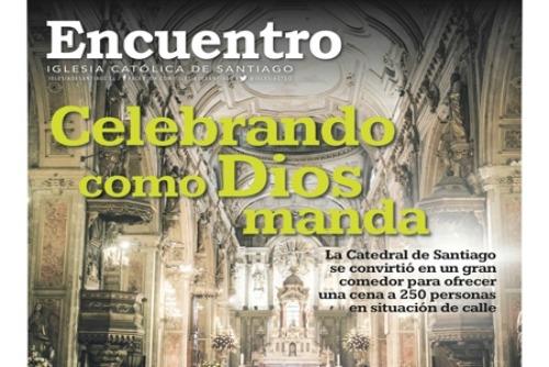 Jubileo de la Misericordia: Periódico Encuentro Septiembre