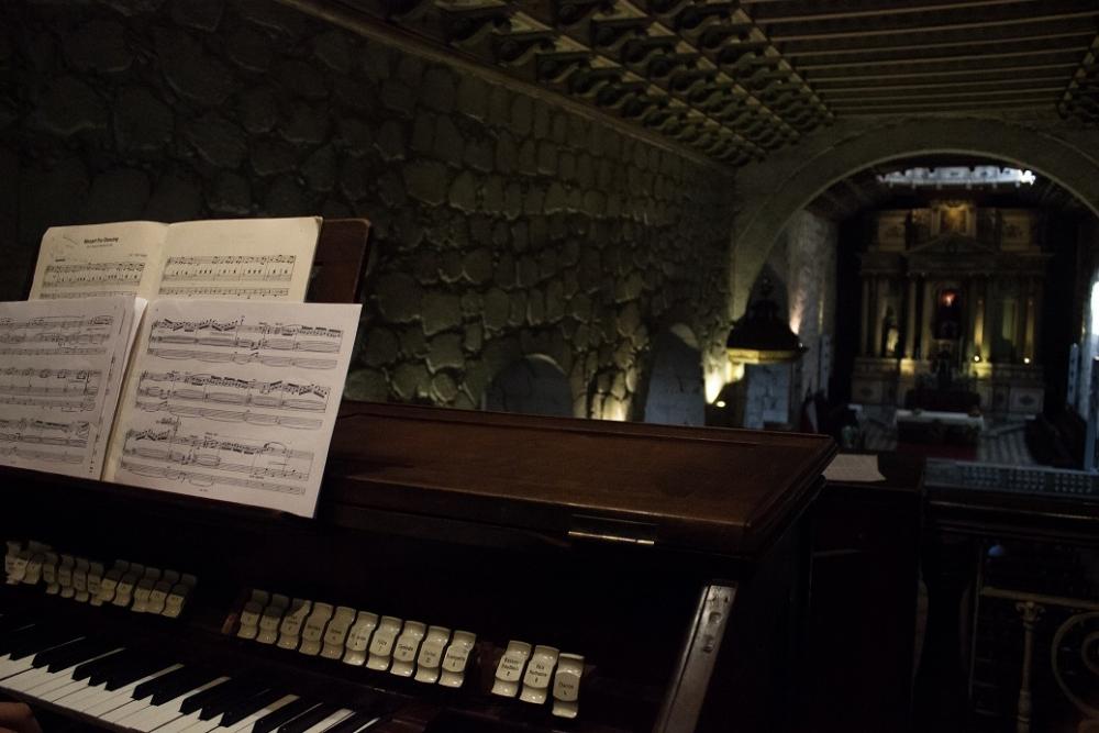 Nuevos conciertos gratuitos de órgano en Iglesia San Francisco
