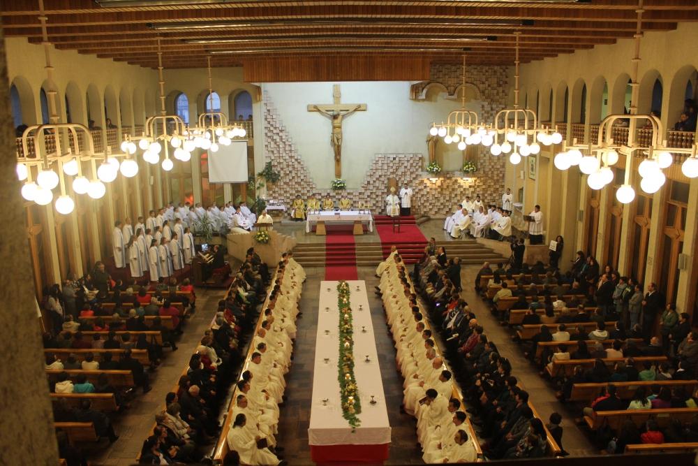 Calendario Perpetuo Semana Santa.Semana Santa En Diocesis De Temuco