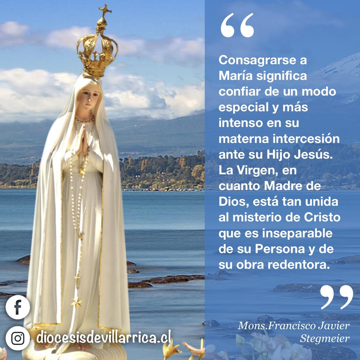 Qué Significa Consagrarse A María